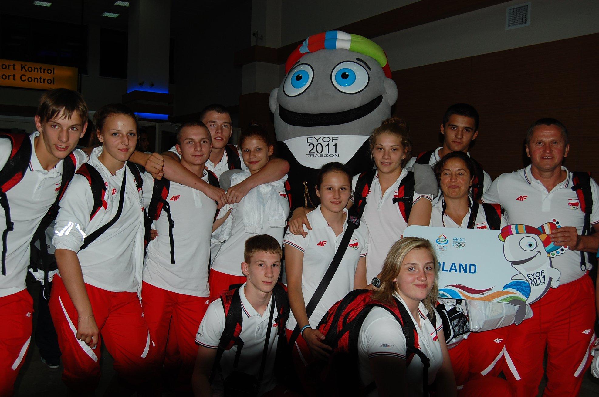 Czas na Igrzyska Europejskie