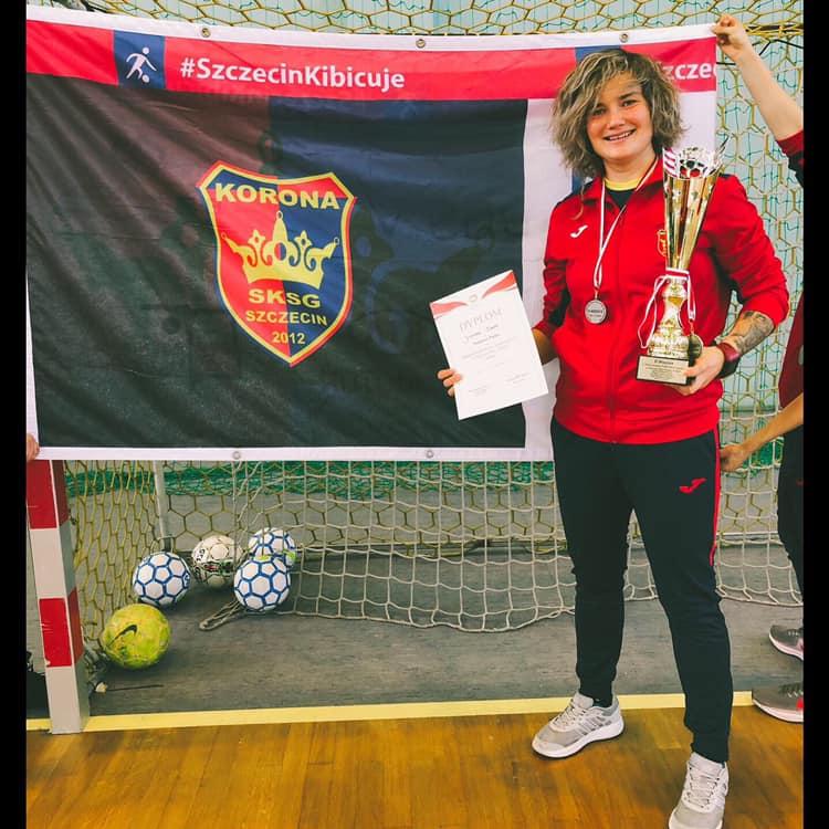 Srebro na Mistrzostwach Polski w Futsalu
